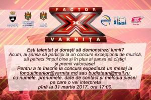 X factor ro